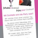 shake.it.easy, Kornweg, 48683 Ahaus